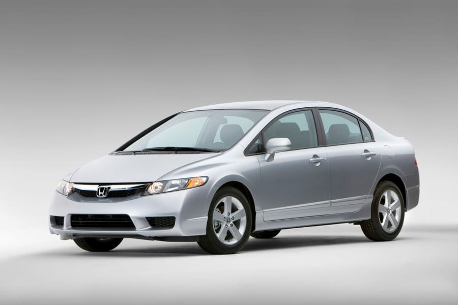 2009 Honda Civic #12
