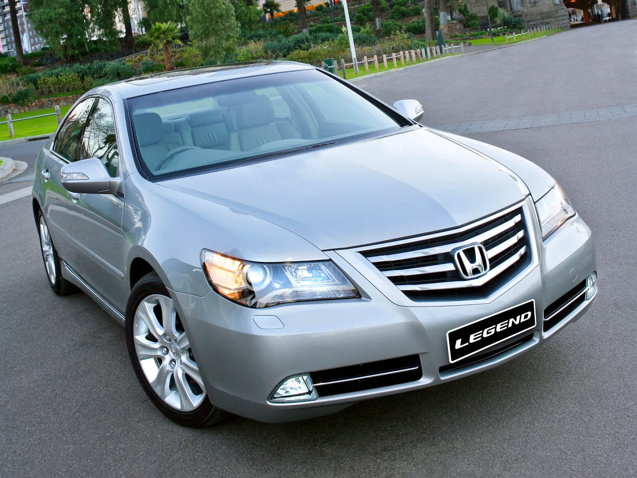 2009 Honda Legend #18