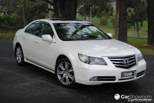 2009 Honda Legend #19