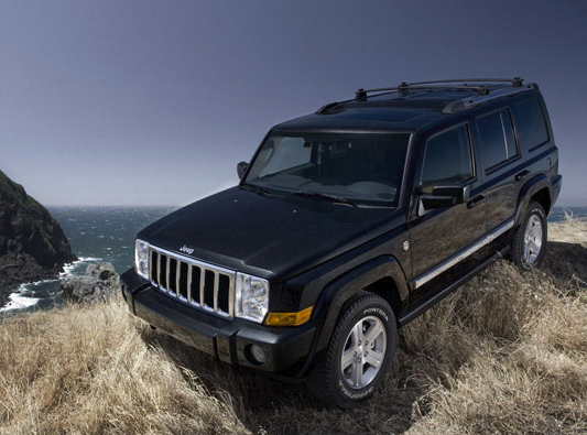 2009 Jeep Commander #17