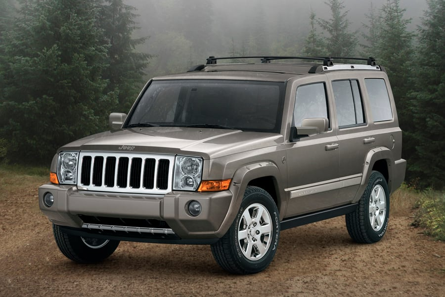 2009 Jeep Commander #15