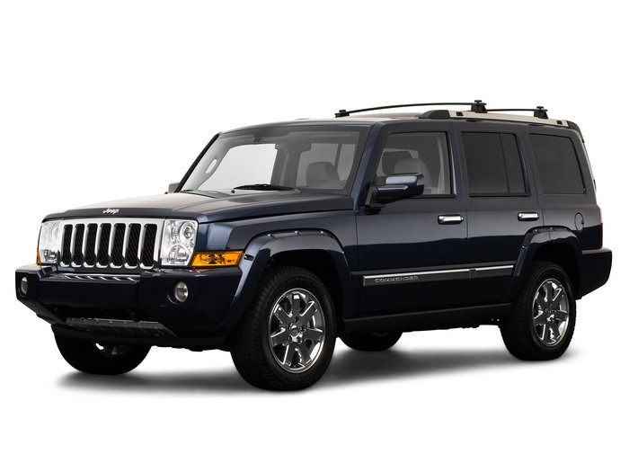 2009 Jeep Commander #13