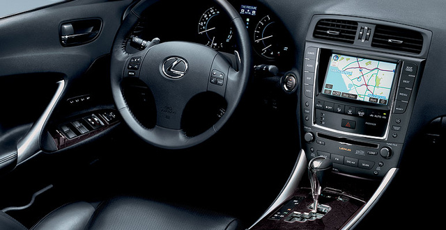 2009 Lexus Is 250 #20