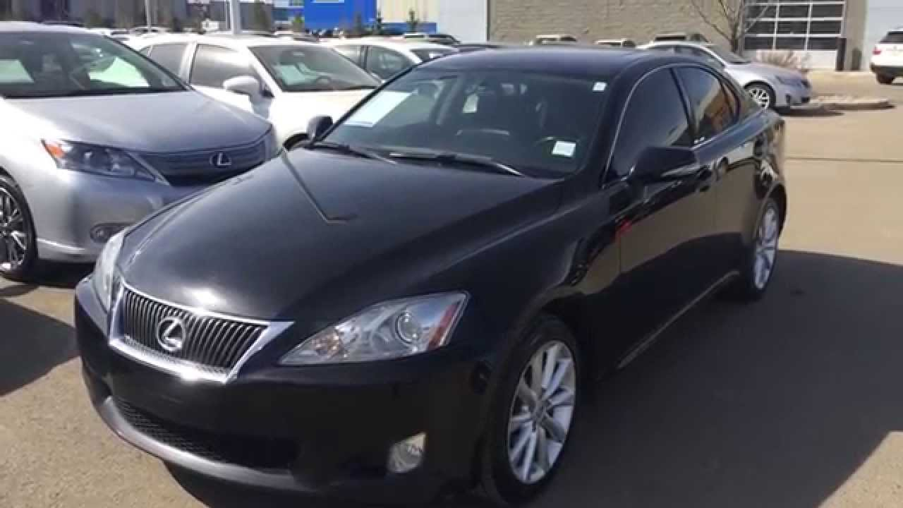 2009 Lexus Is 250 #21