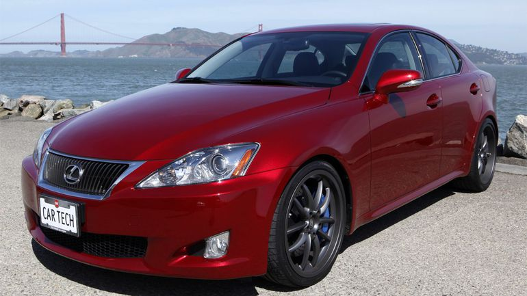 2009 Lexus Is 350 #17