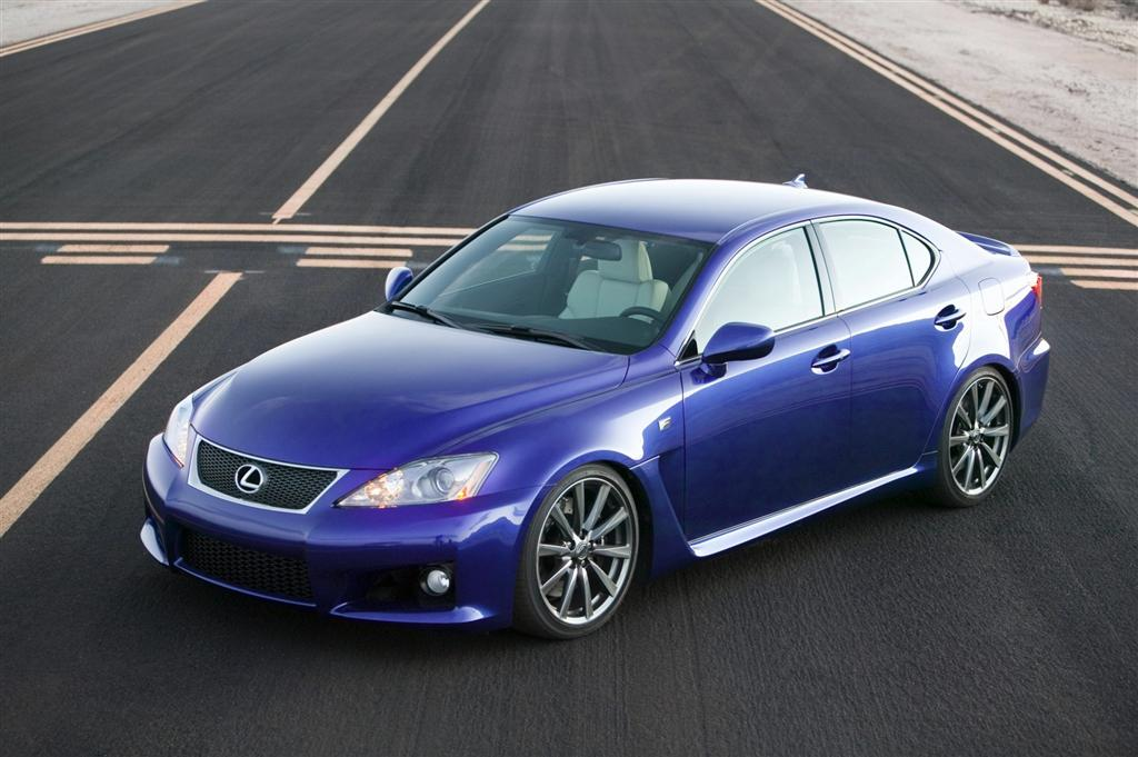2009 Lexus Is F #21