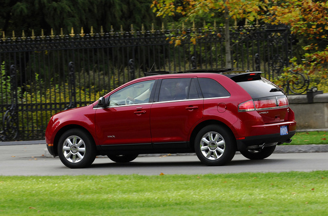 2009 Lincoln Mkx #16