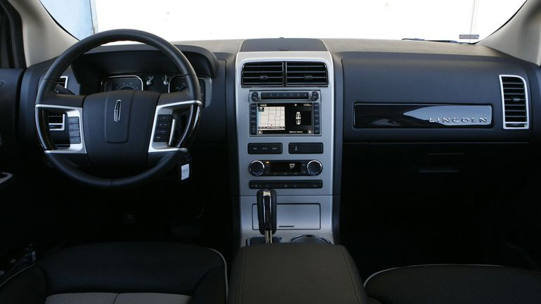 2009 Lincoln Mkx #17