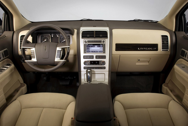 2009 Lincoln Mkx #15