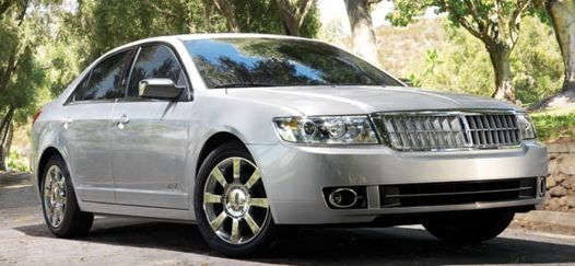 2009 Lincoln Mkz #14