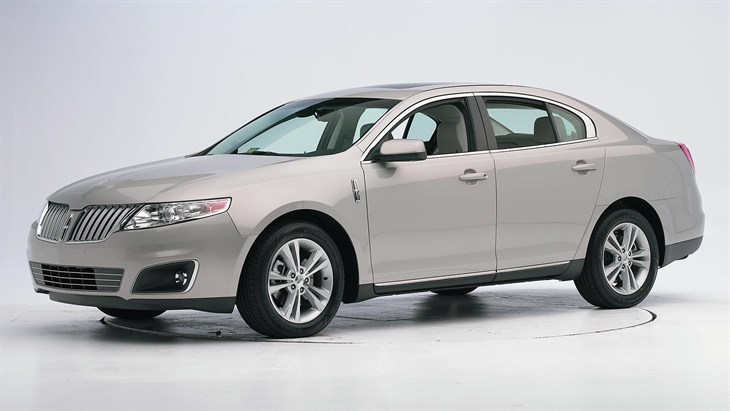 2009 Lincoln Mkz #16