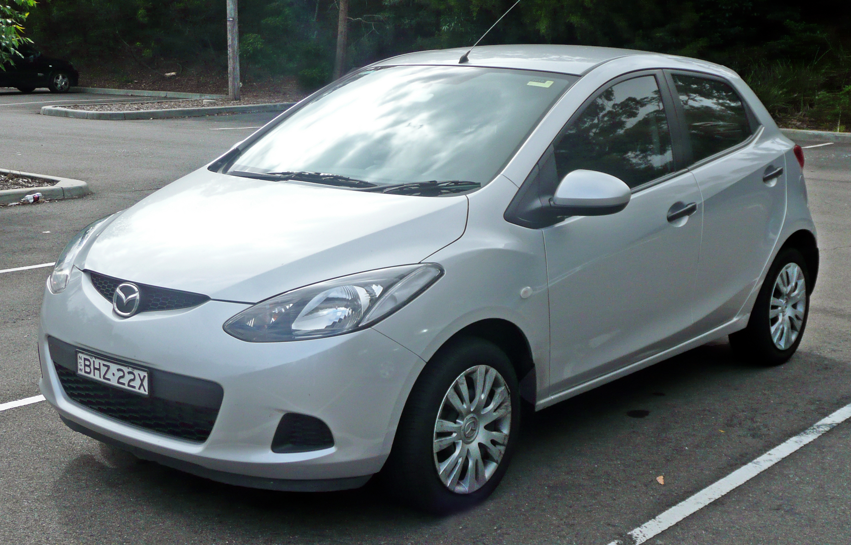 2009 mazda 2 photos informations articles