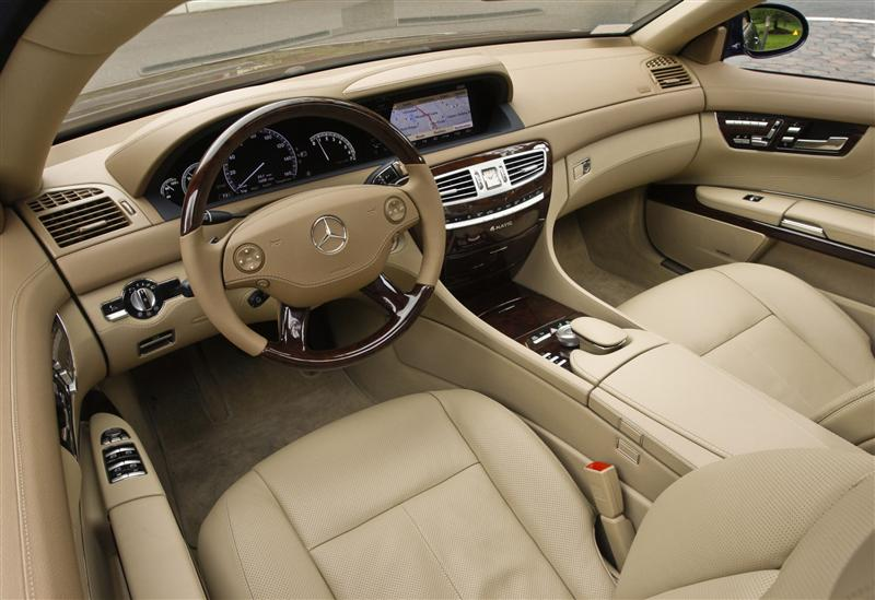 2009 Mercedes-Benz CL #22