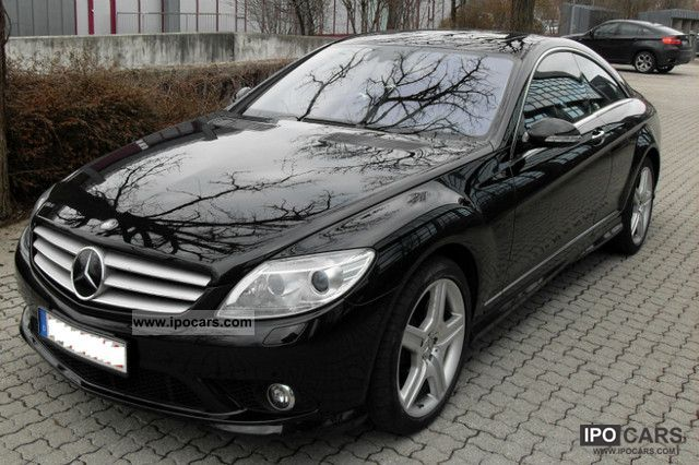 2009 Mercedes-Benz CL #23