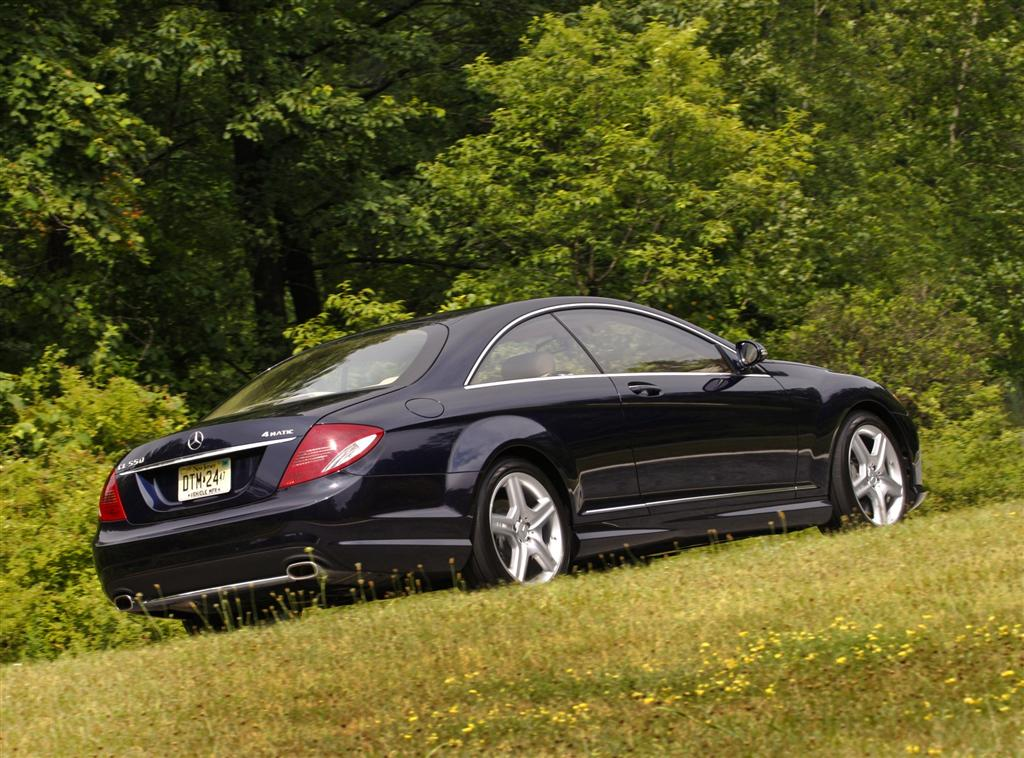2009 Mercedes-Benz CL #20