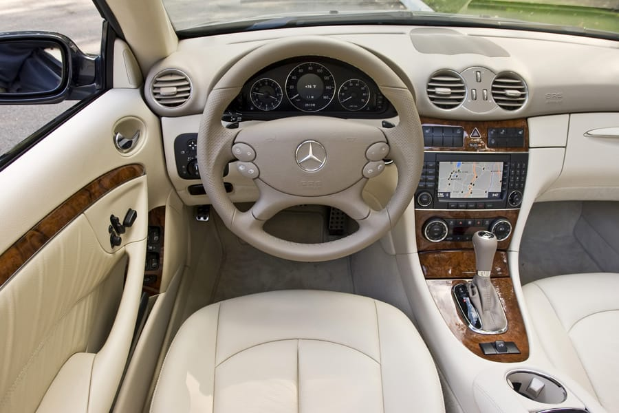 2009 Mercedes-Benz CLK #12