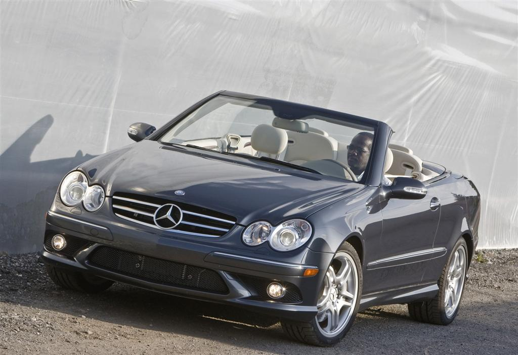 2009 mercedes benz clk class photos informations for Mercedes benz clk 2009