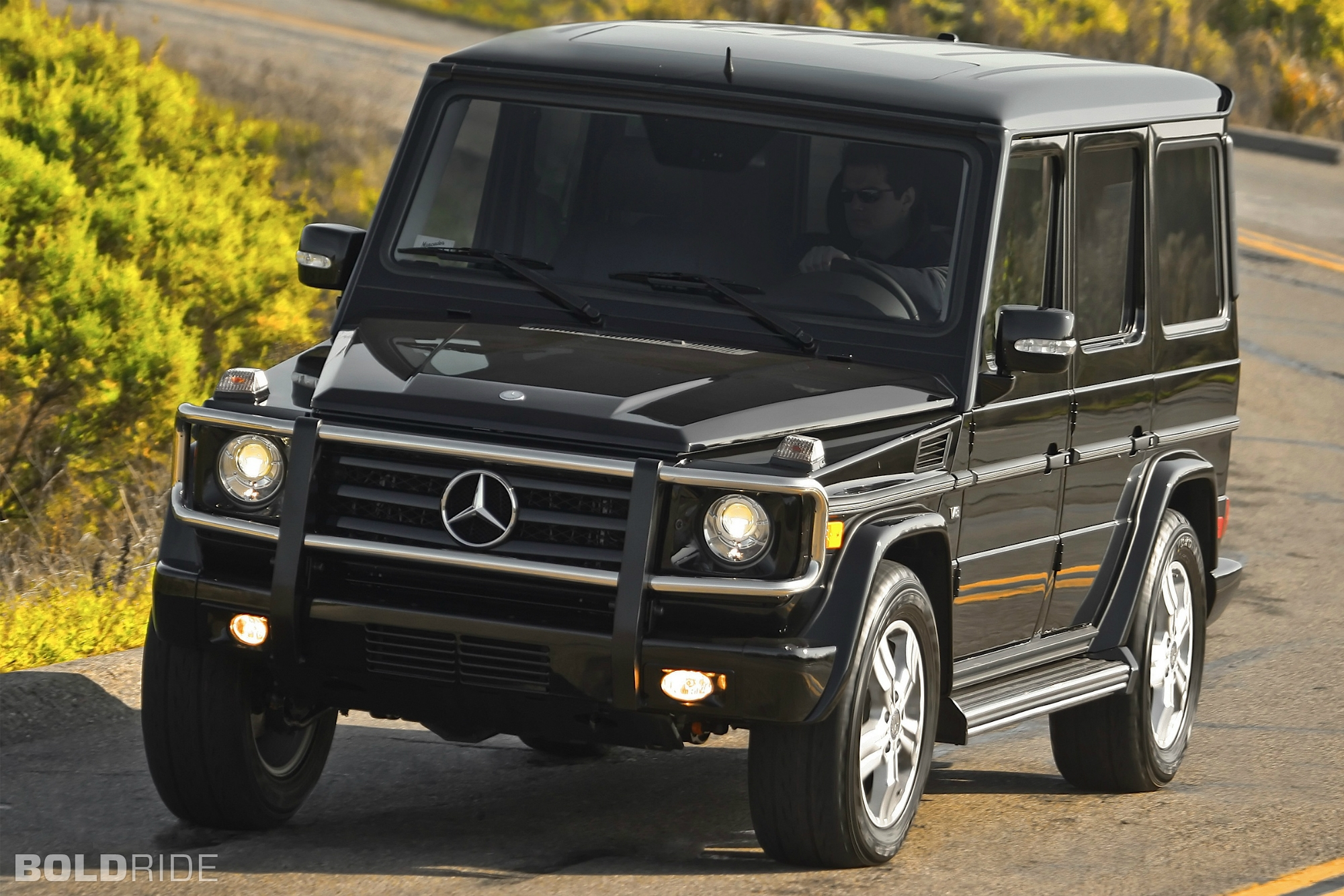 2009 mercedes benz g class photos informations articles