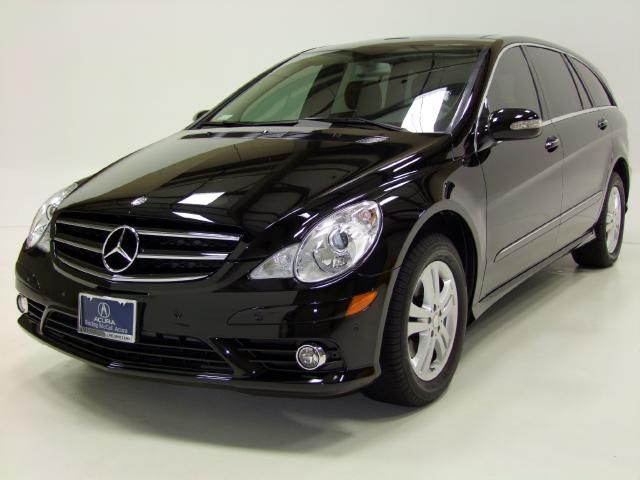 2009 mercedes benz r class photos informations articles. Cars Review. Best American Auto & Cars Review