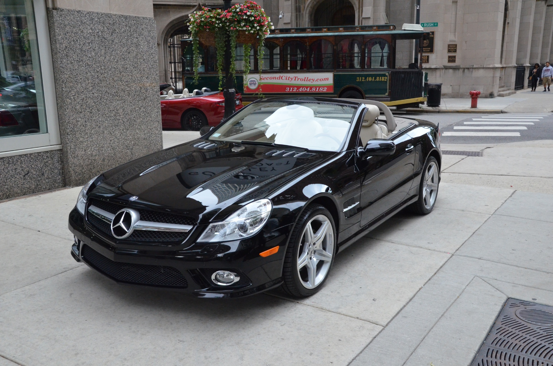 2009 mercedes benz sl class photos informations articles