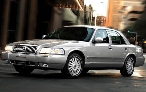 2009 Mercury Grand Marquis #16