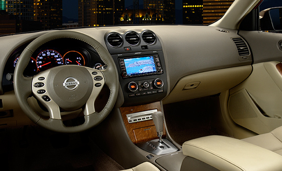 2009 Nissan Altima Photos Informations Articles Bestcarmag