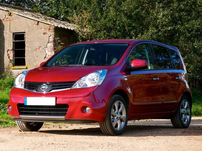 2009 Nissan Note #18
