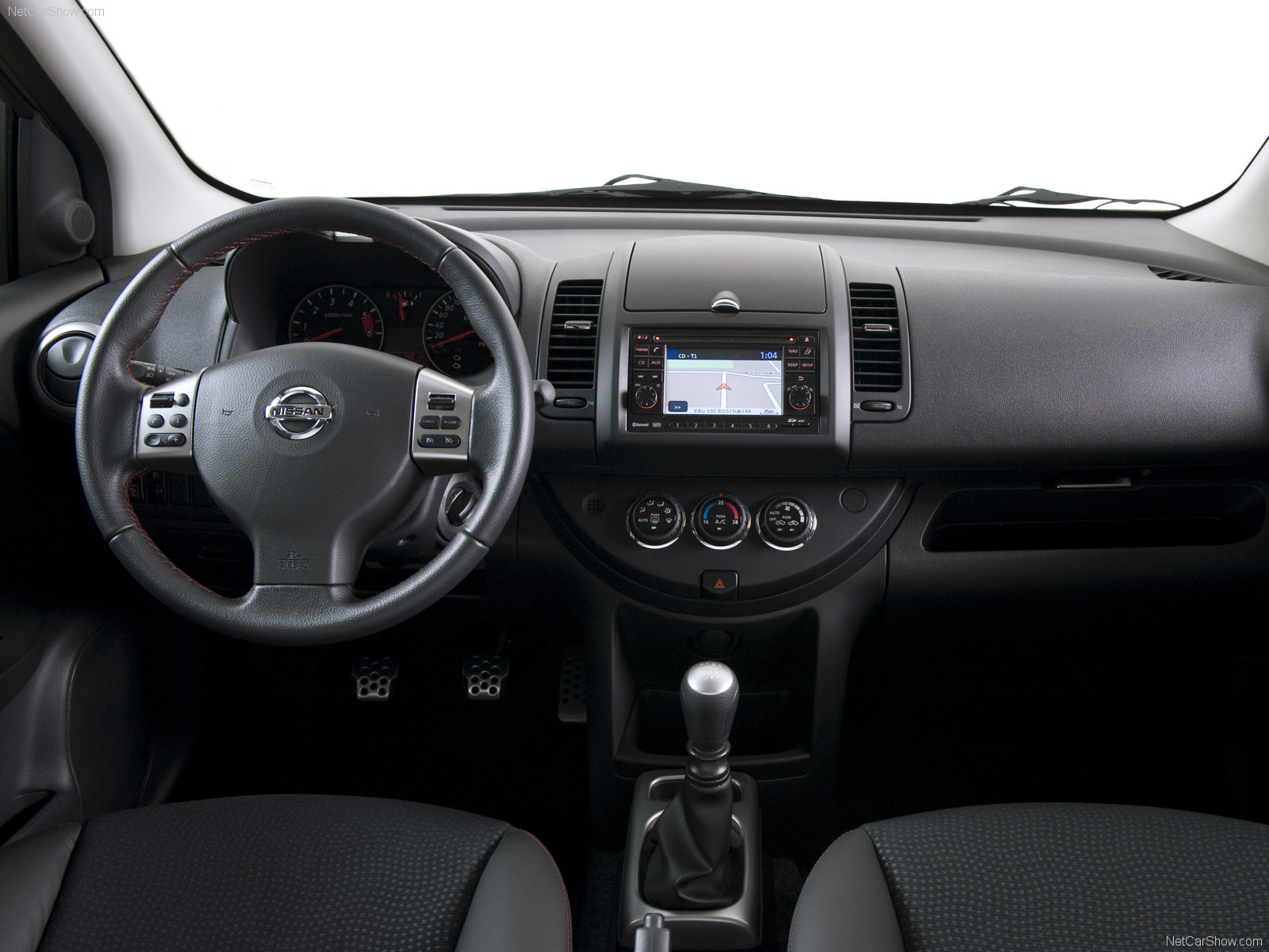 2009 Nissan Note #20
