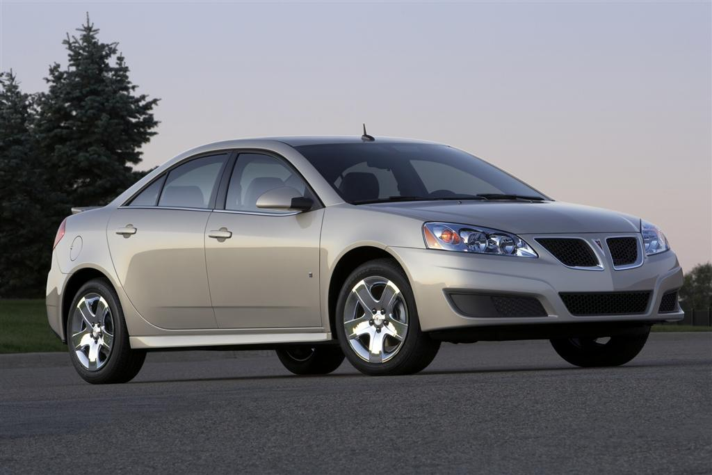 2009 Pontiac G6 Photos, Informations, Articles - BestCarMag.com