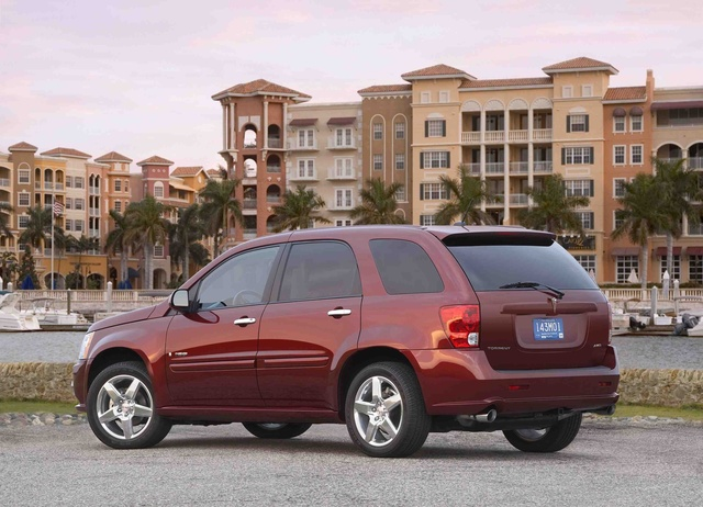 2009 Pontiac Torrent #17
