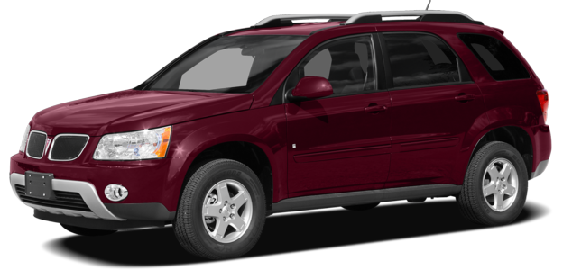 2009 Pontiac Torrent #14