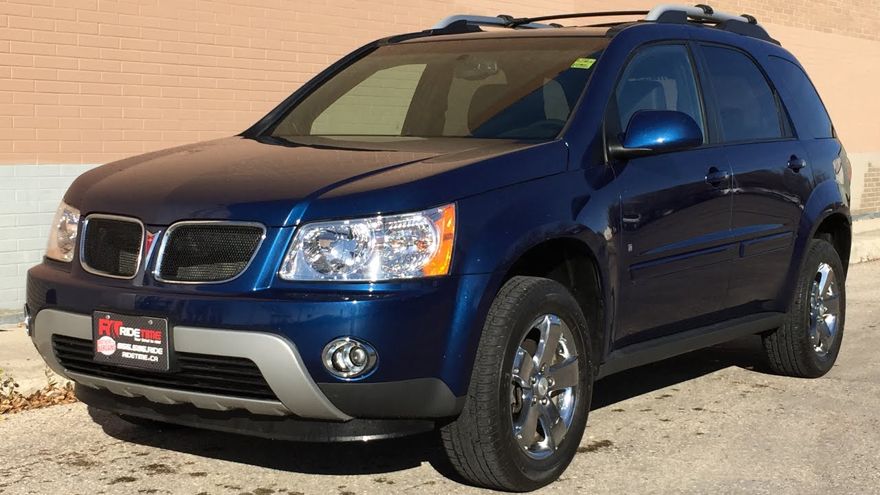 2009 Pontiac Torrent #13