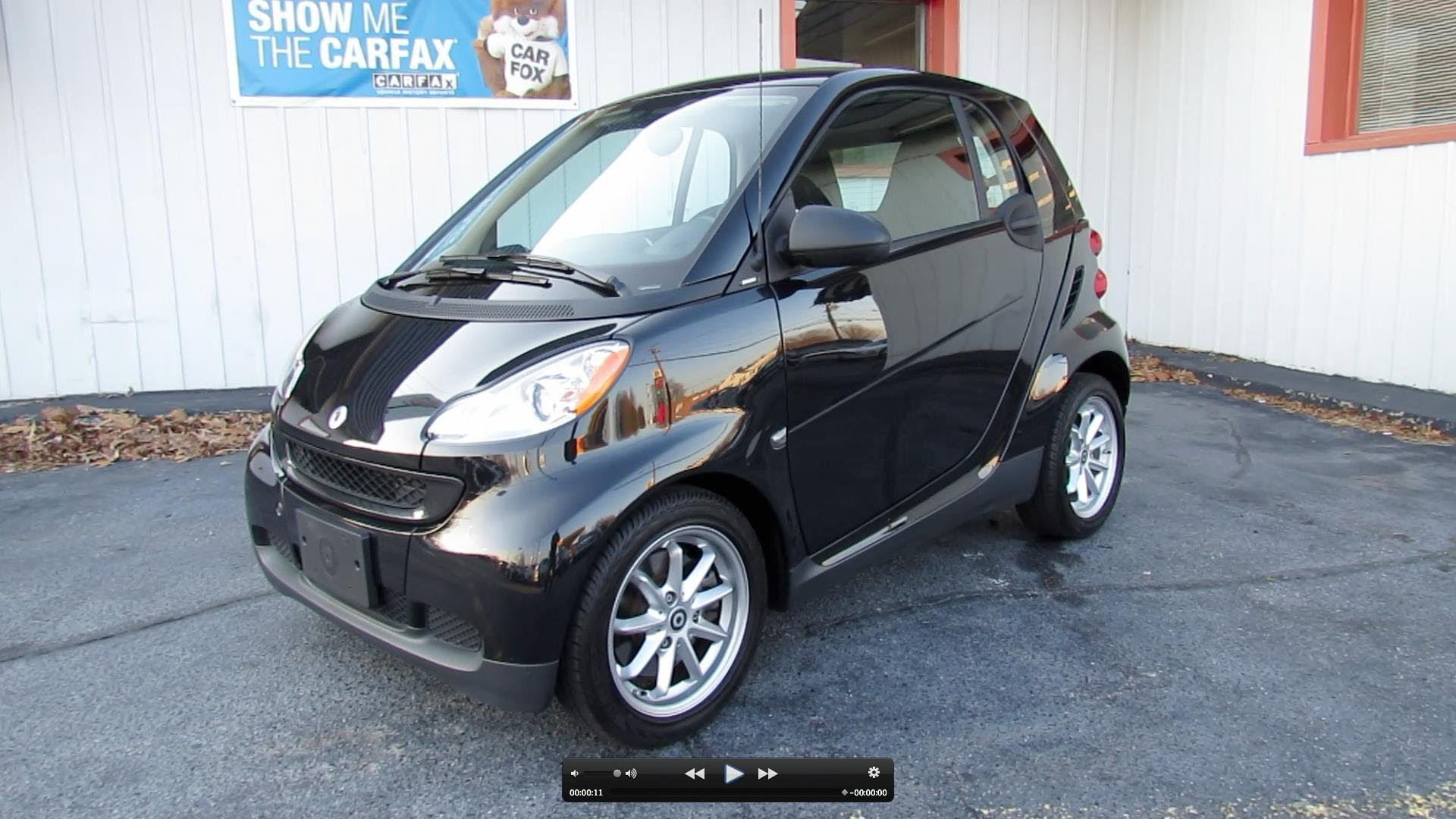 2009 Smart Fortwo #17