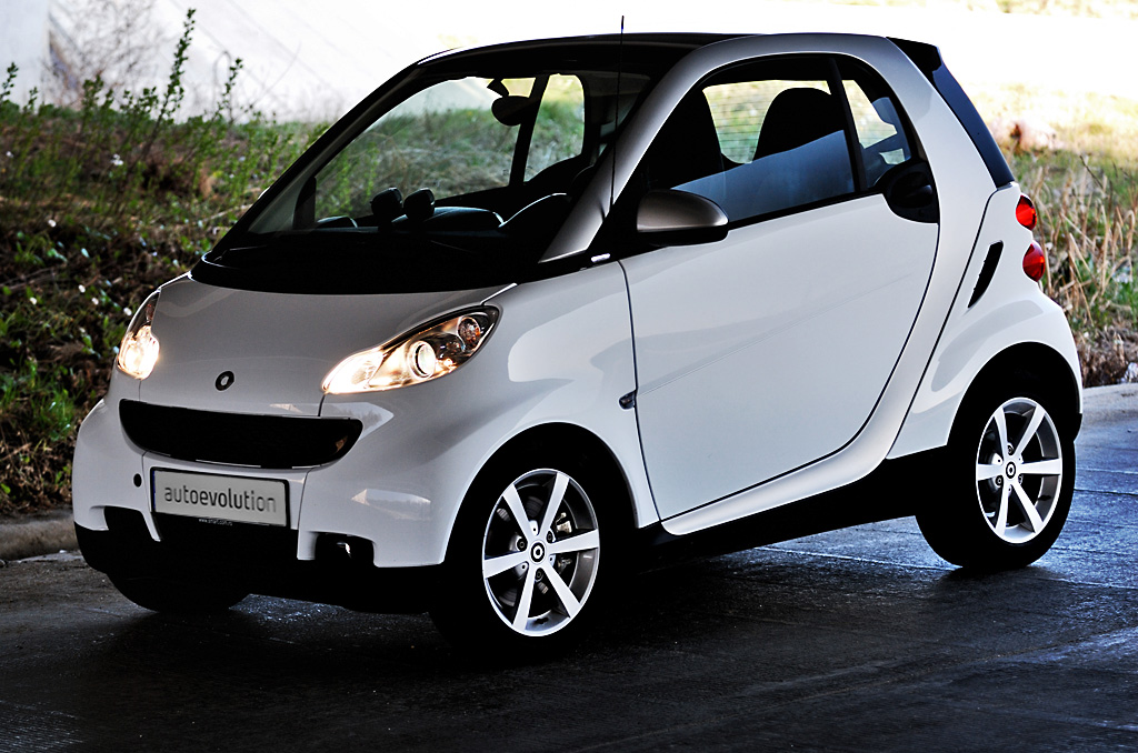 2009 Smart Fortwo #21