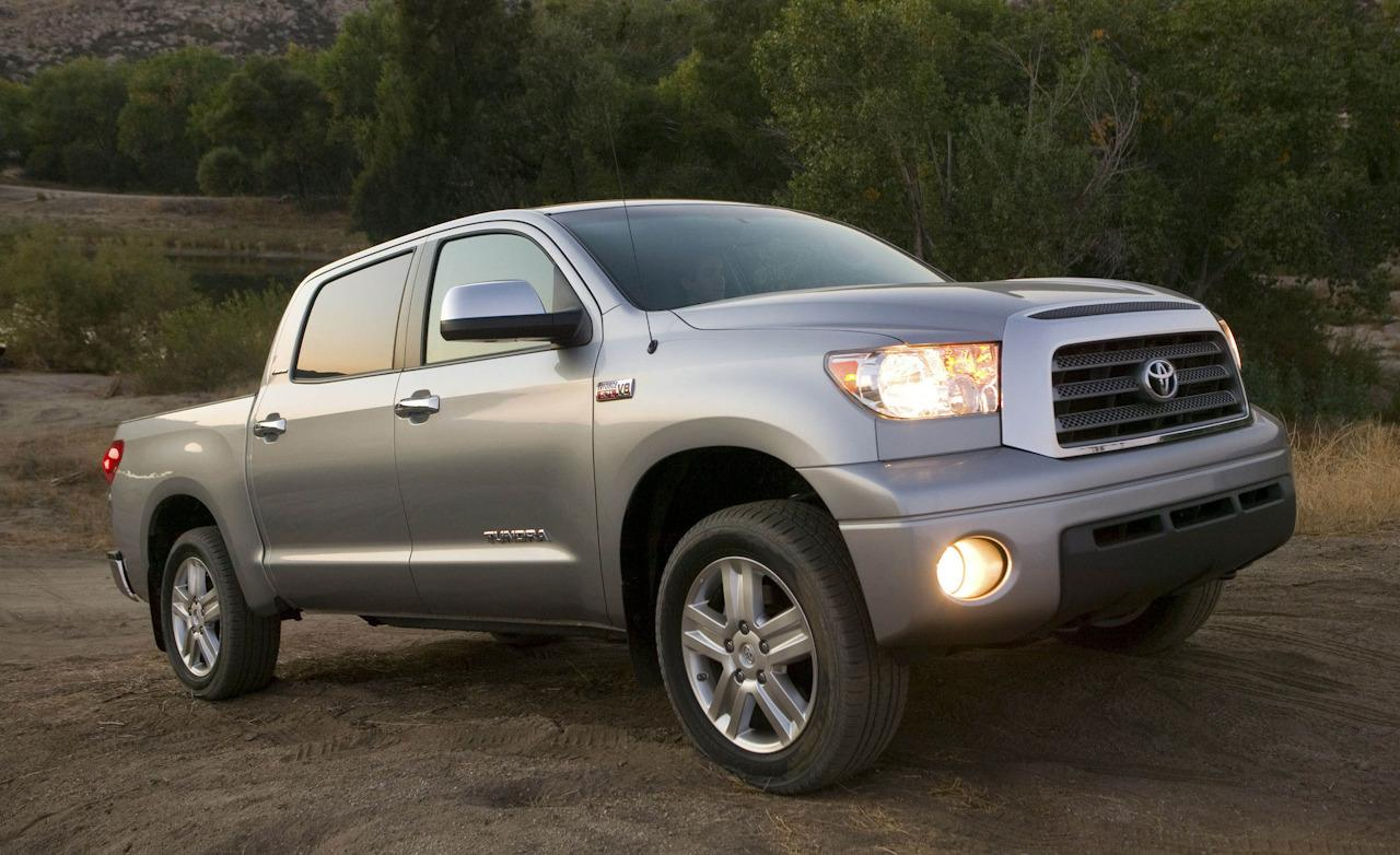 2006 Tundra Towing Capacity