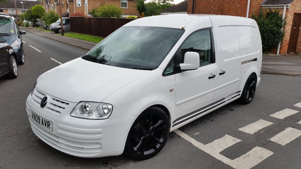 2009 Volkswagen Caddy #20