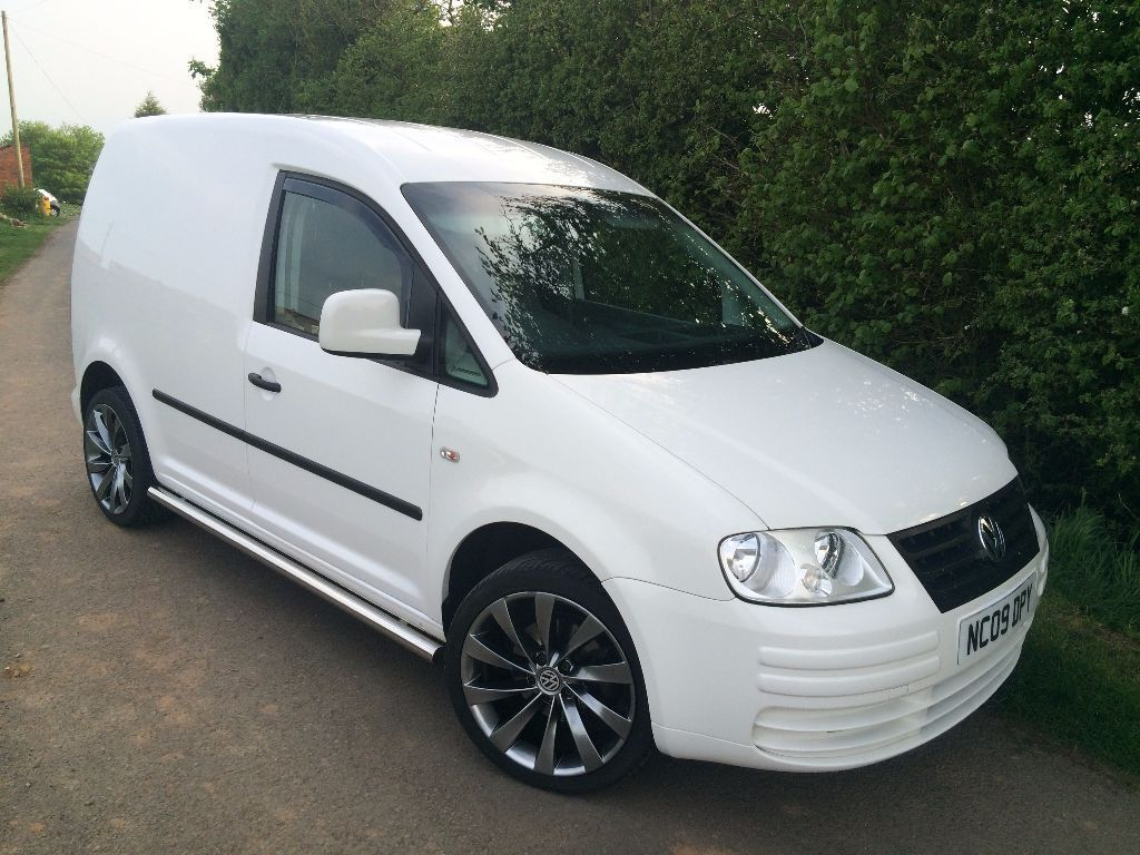 2009 Volkswagen Caddy #23