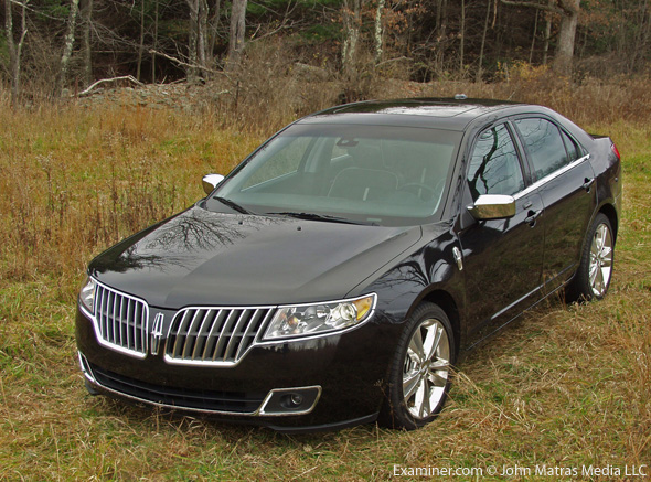 2010 Lincoln Mkz #5