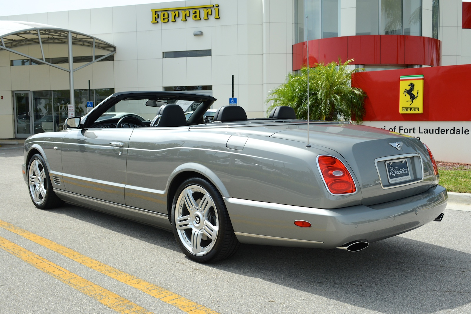 2010 Bentley Azure T #21