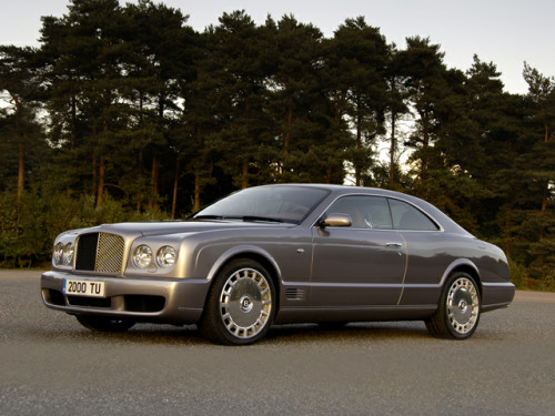 2010 Bentley Brooklands #19
