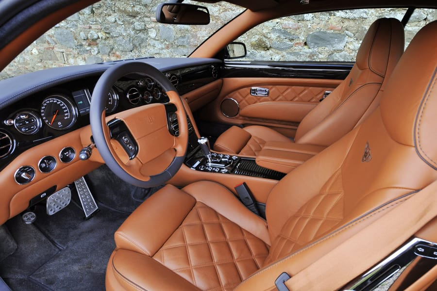2010 Bentley Brooklands #21