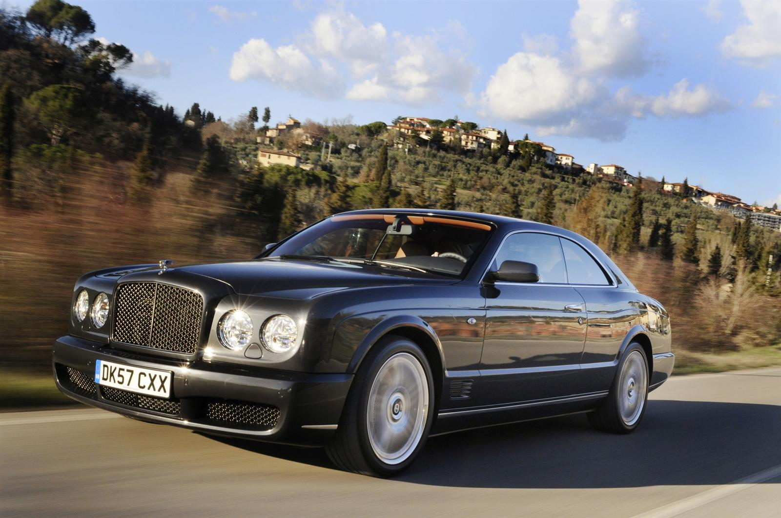2010 Bentley Brooklands #20