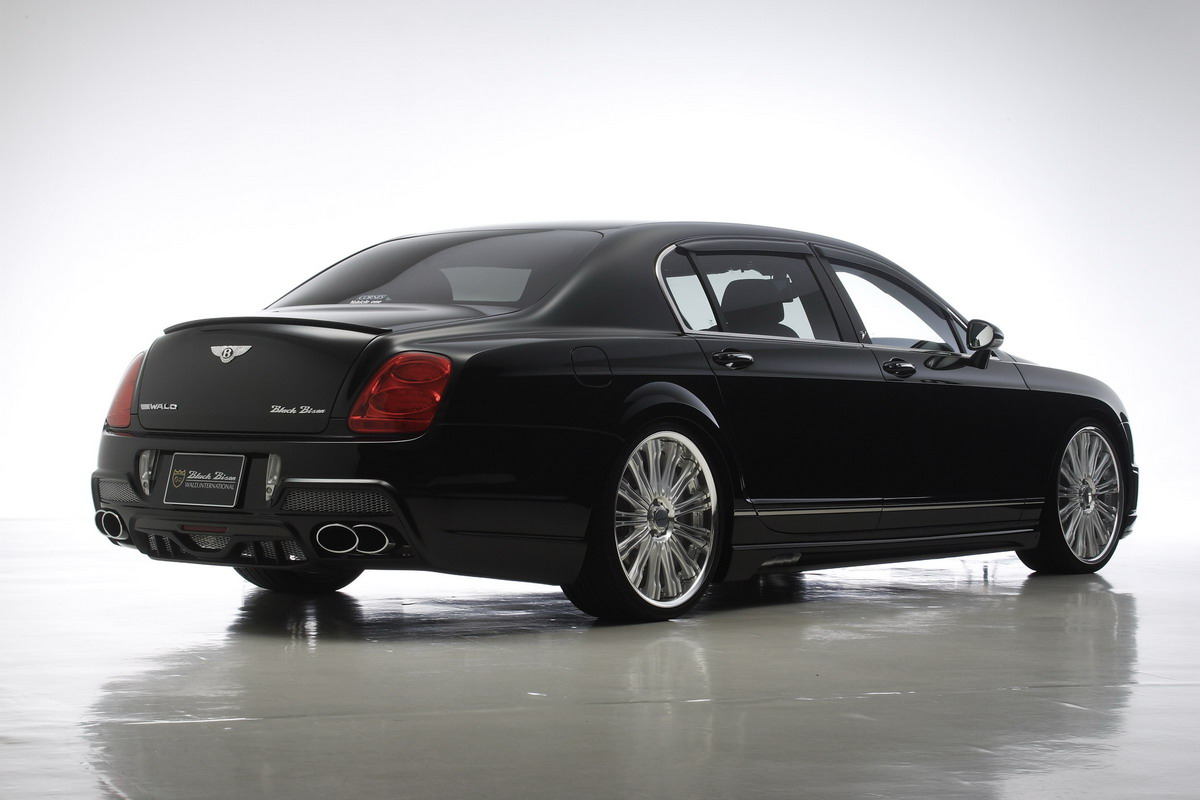 2010 Bentley Continental Flying Spur #23