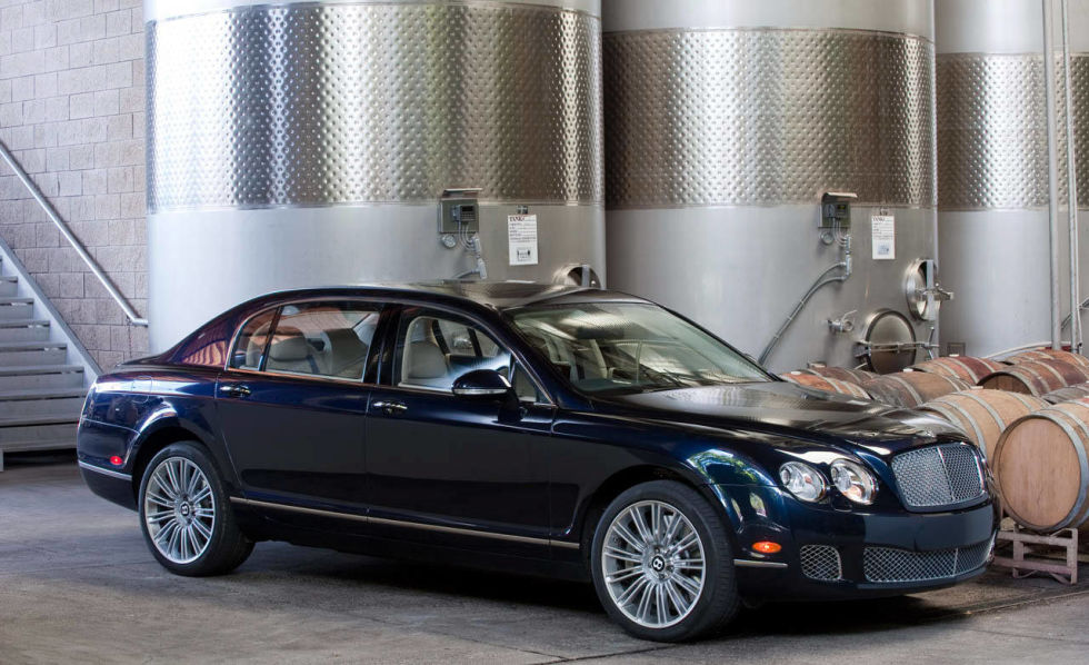2010 Bentley Continental Flying Spur Photos Informations Articles