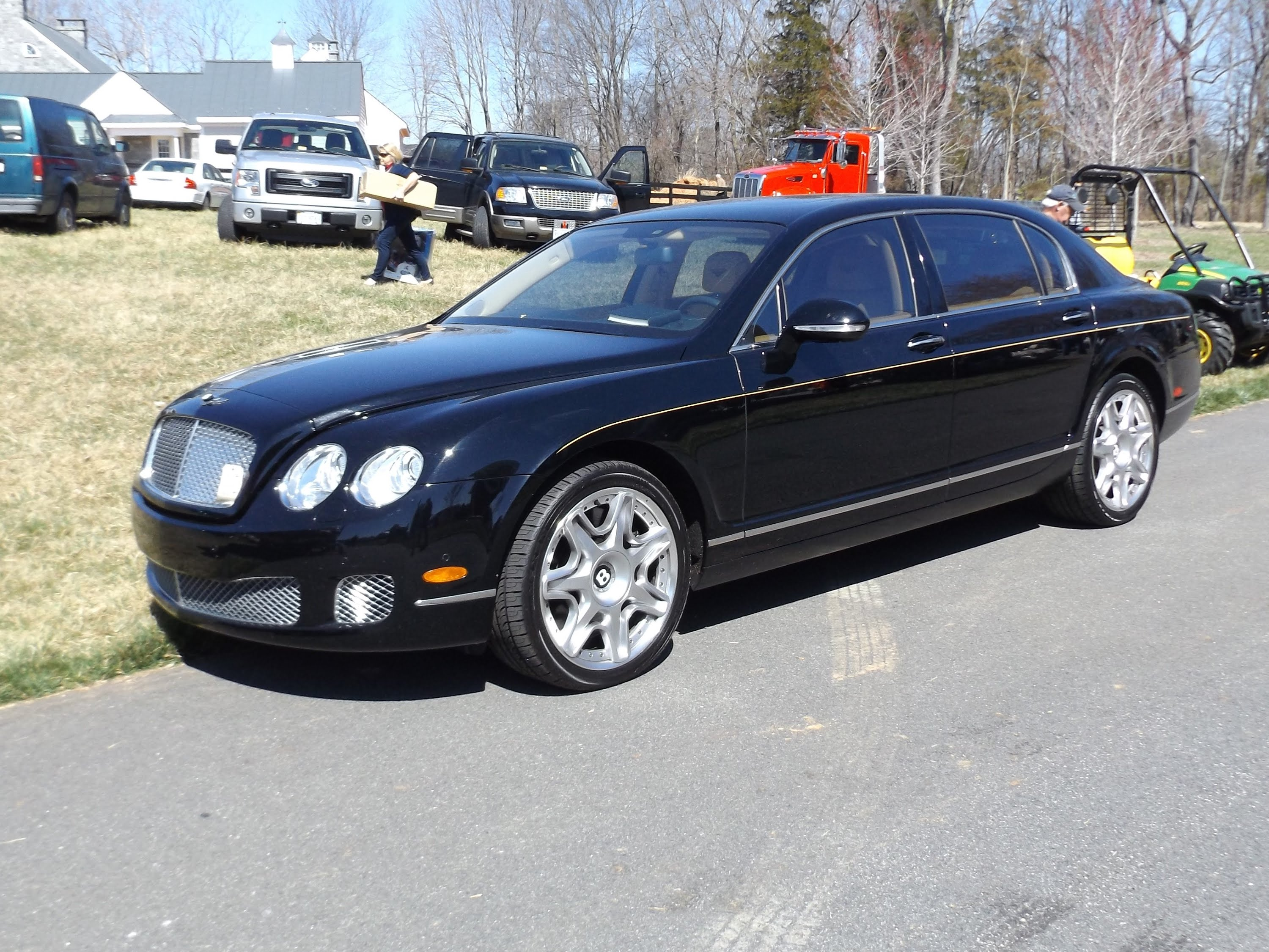 2010 Bentley Continental Flying Spur #22