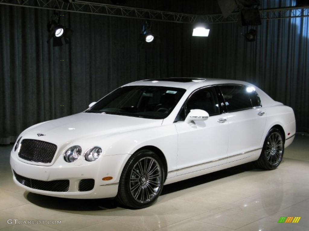 2010 Bentley Continental Flying Spur Speed #22