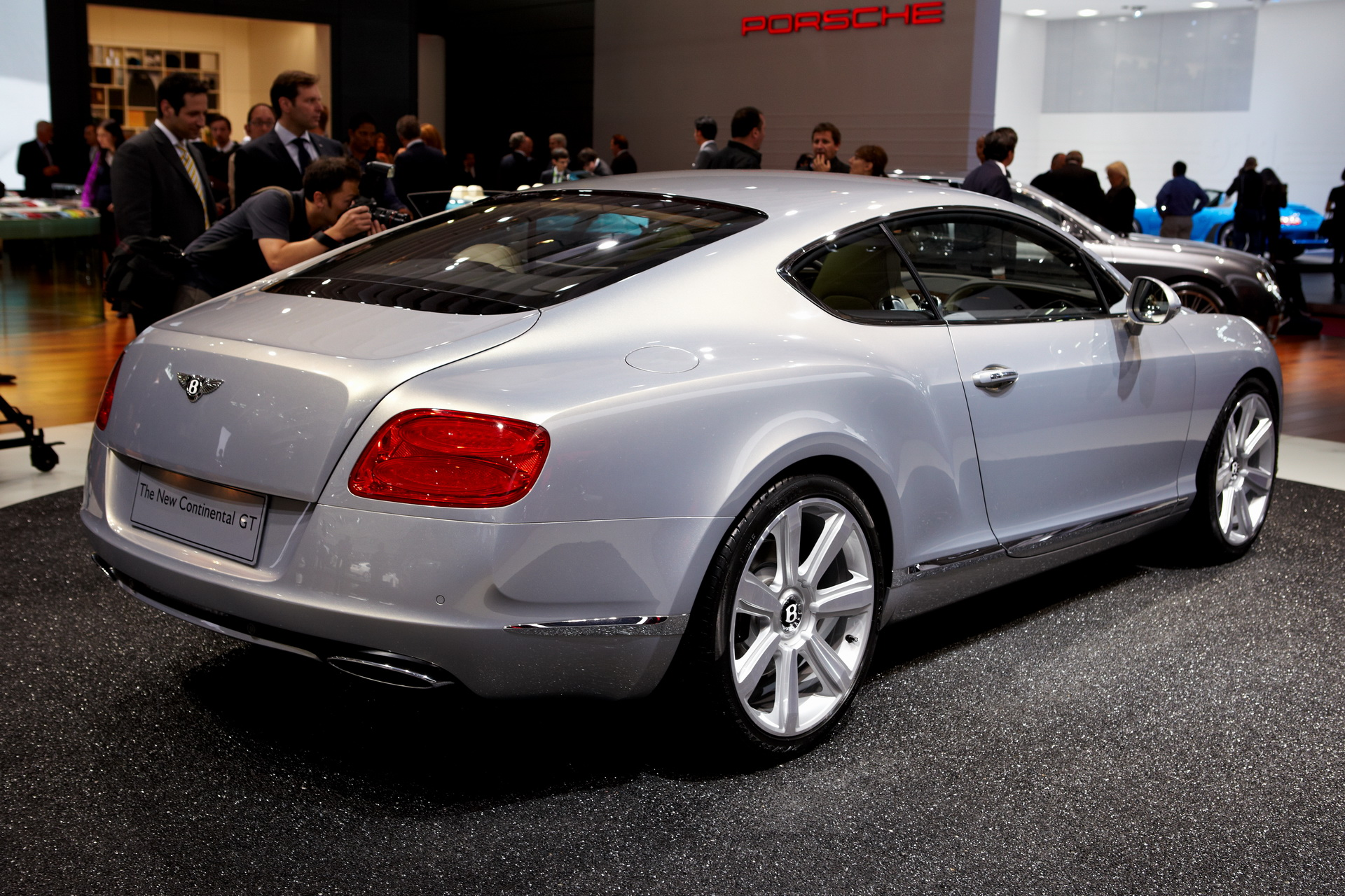 2010 Bentley Continental Gt #24
