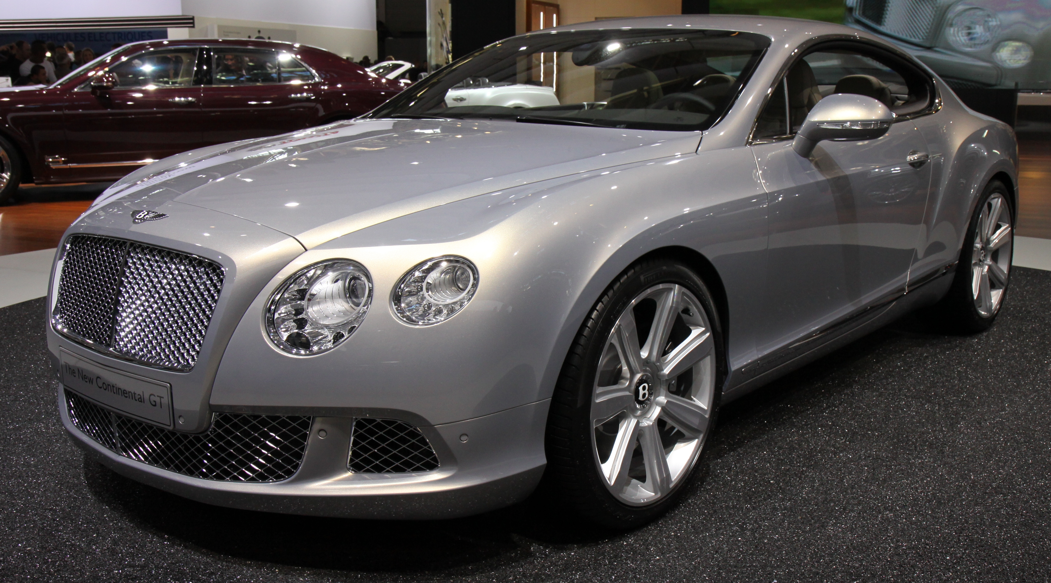 2010 Bentley Continental Gt #21