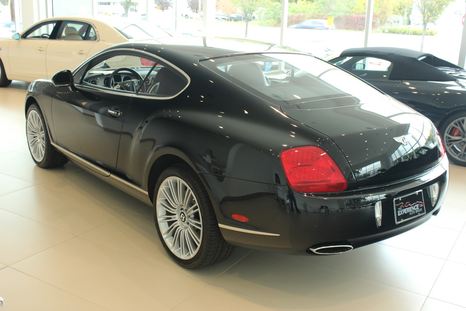 car waterlooville speed infinity for hampshire sale gt bentley in gtc used continental