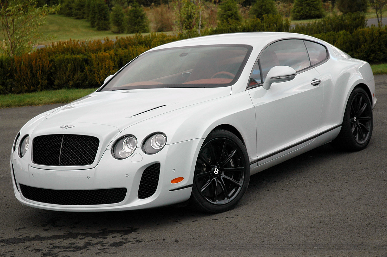 2010 Bentley Continental Supersports #21